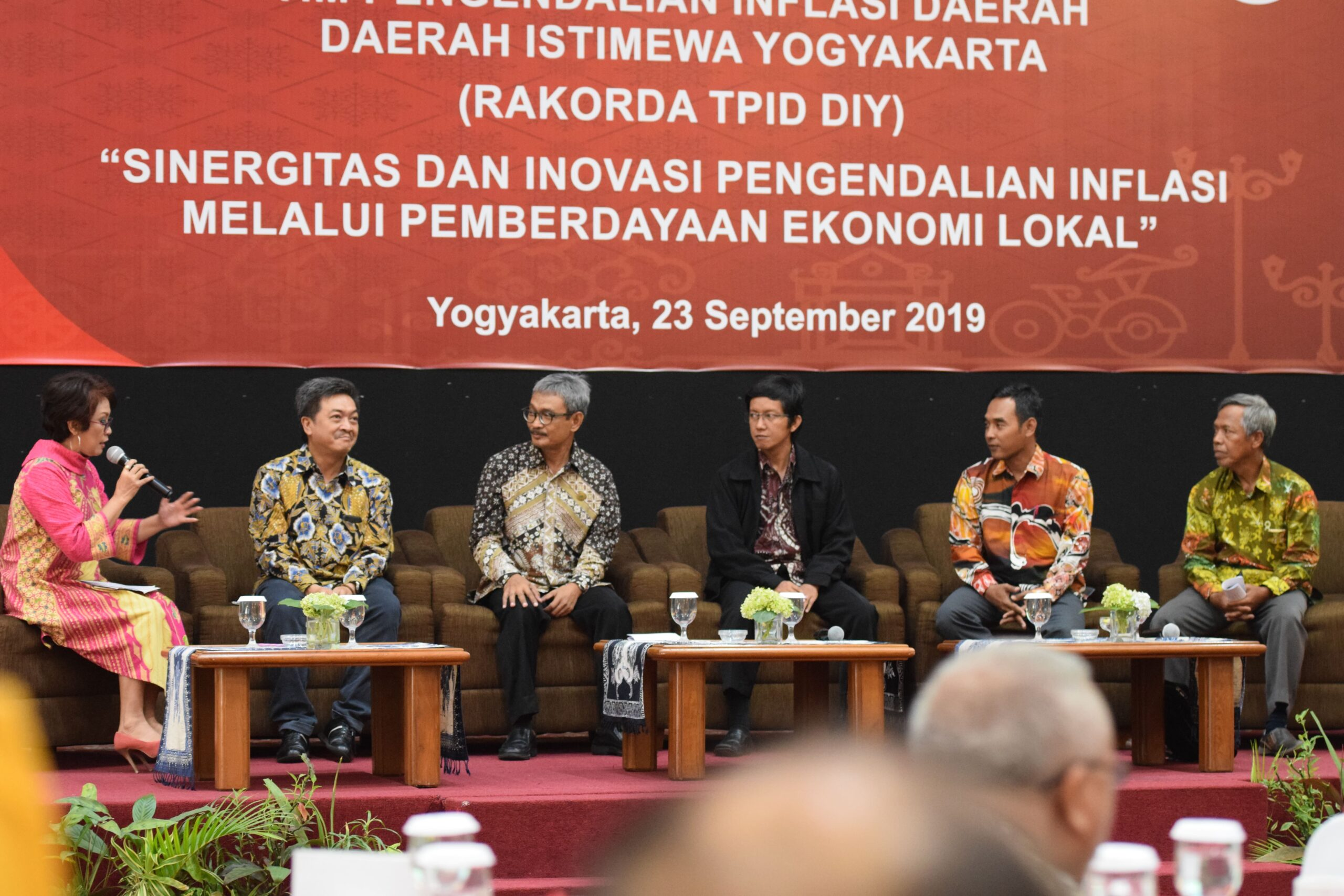 MoU KPPU - Provinsi DIY, 23 September 2019