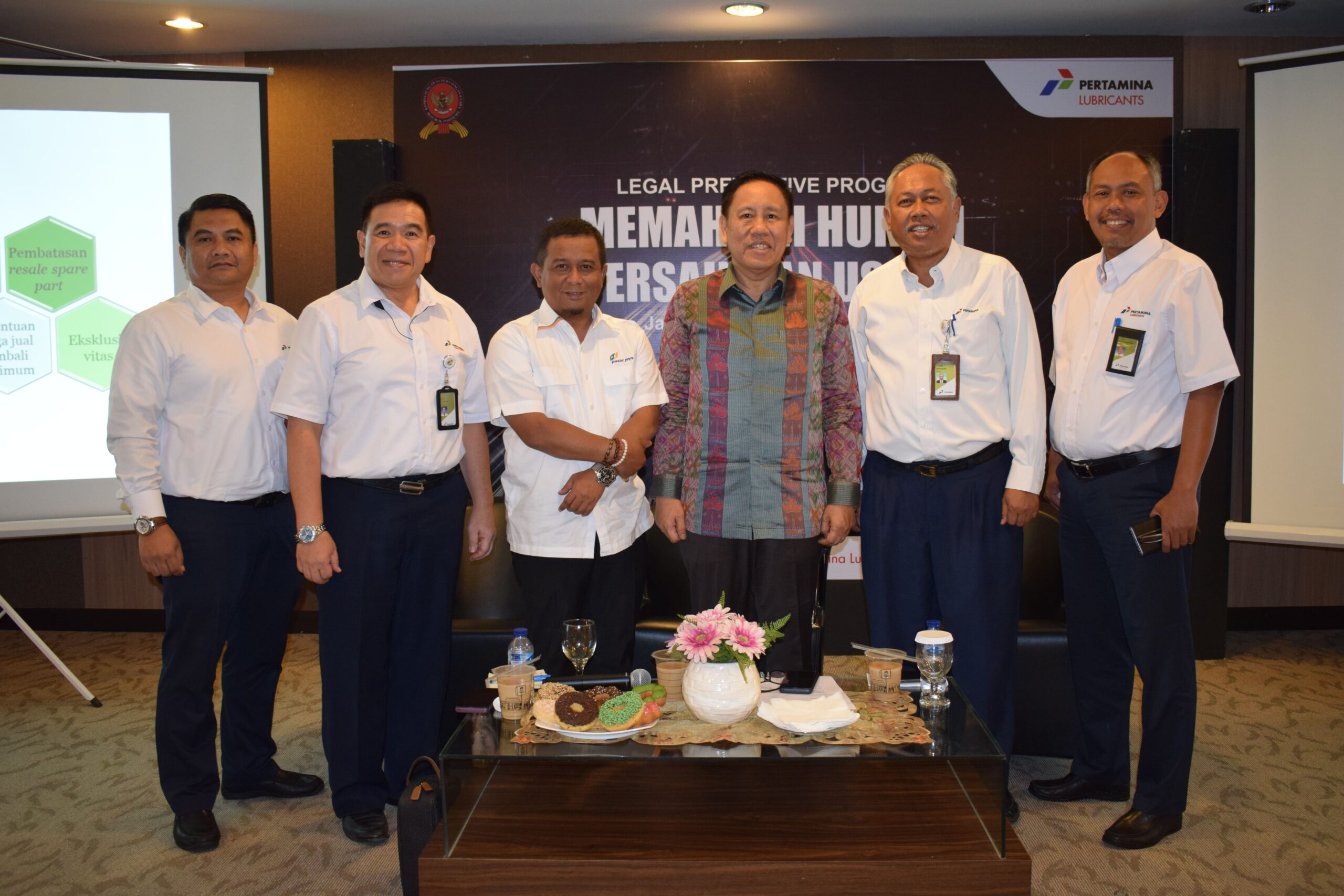Seminar Pertamina Lubricants, 22 April 2019